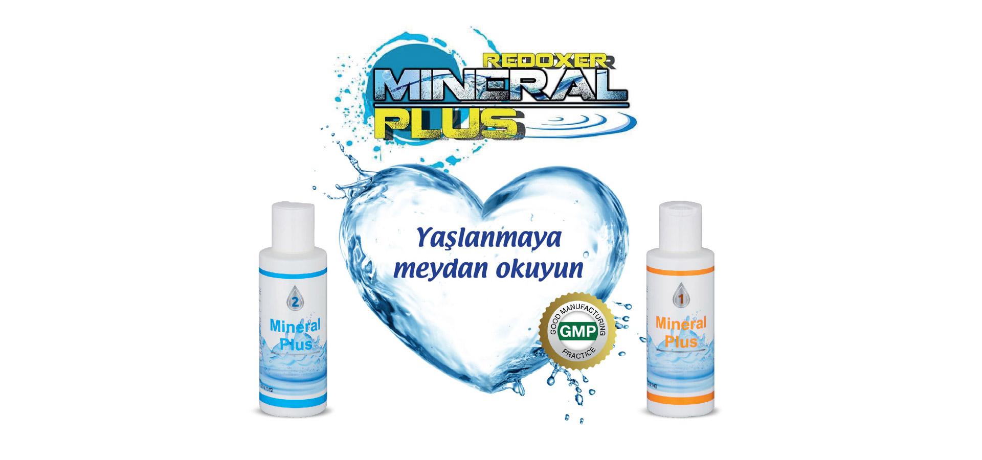 Rodexer Mineral Plus 2 ve 1 ile Yaşlanmaya Meydan Okuyun