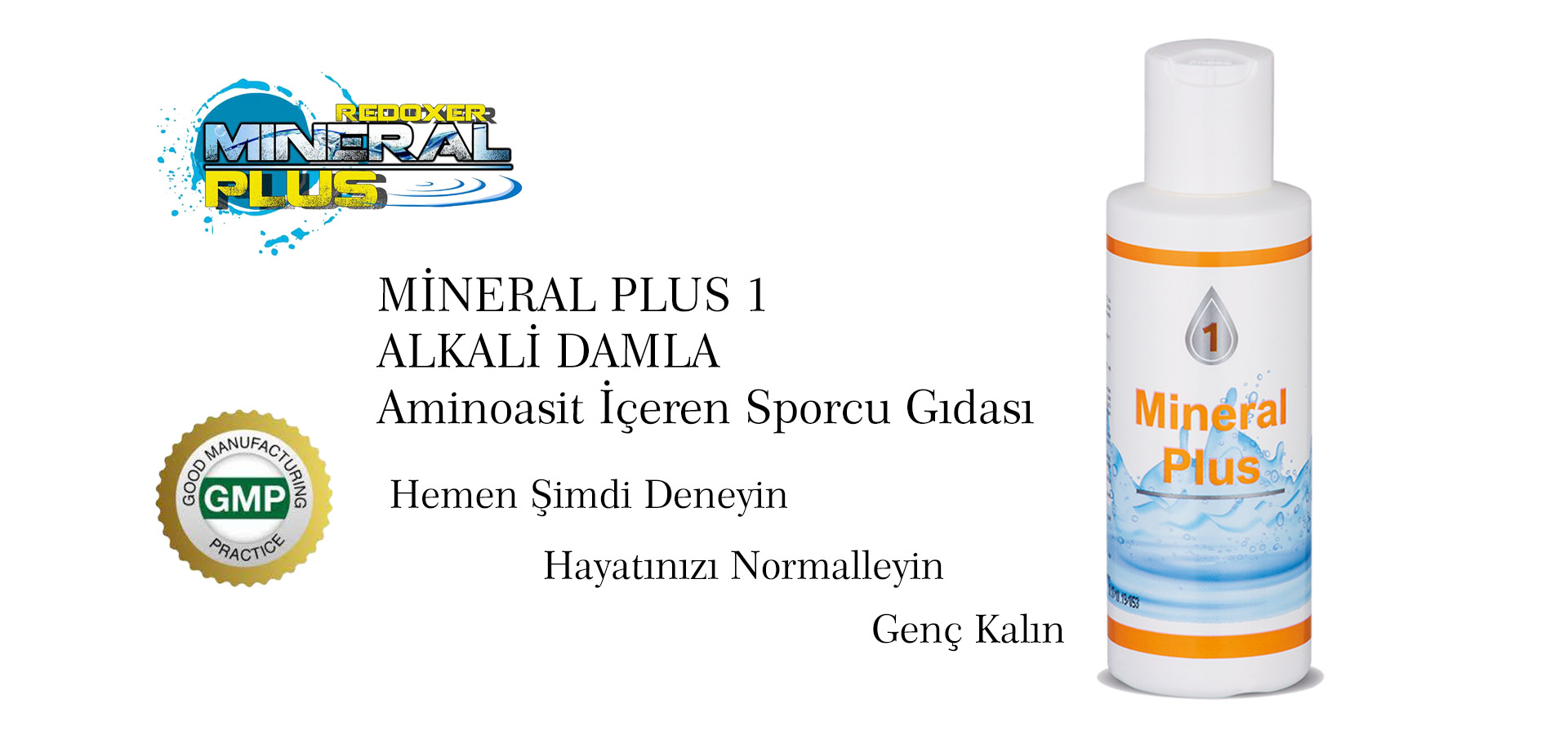 Mineral Plus 1