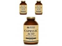 Caprylic Acid Kaprilik Asit Gıda Takviyesi 3lü Paket