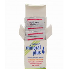 Redoxer Mineral Plus 4 Gıda Takviyesi 2li paket